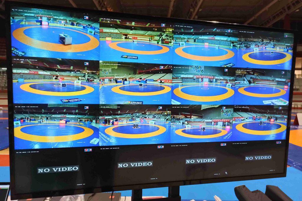 imagen de nuestro sistema de vídeo arbitraje scorizer año 2020